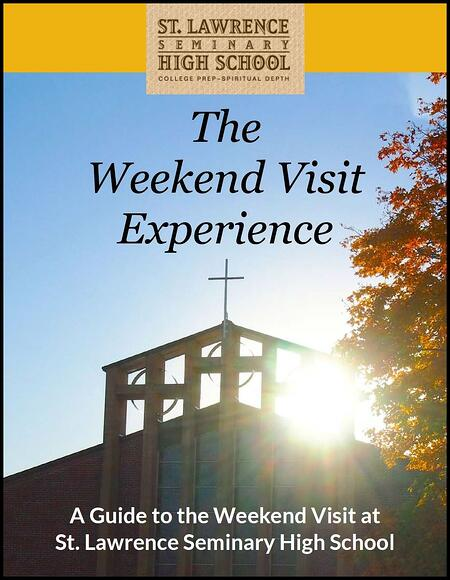 Weekend Experience Guide Cover with 8px Border